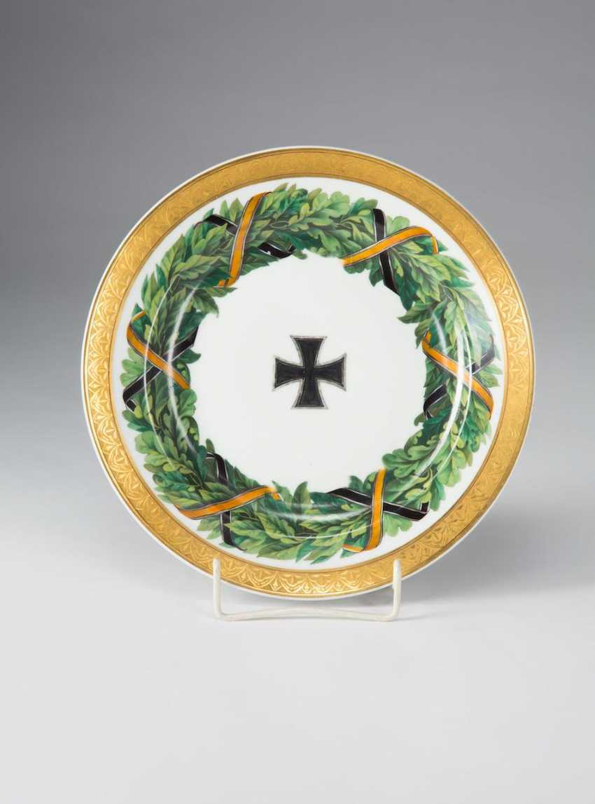 Rare plate of the box mens Service - photo 1