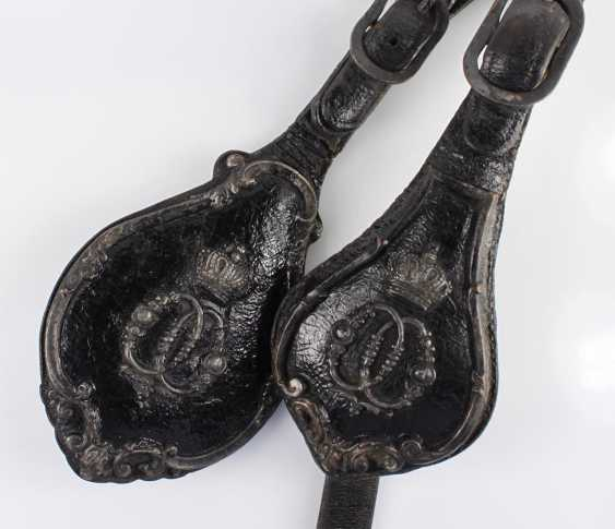 Parts of a carriage bridle  - photo 2