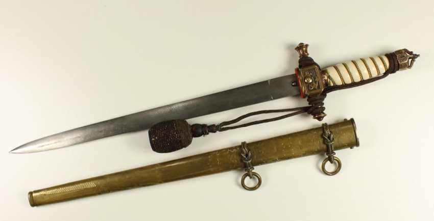 Heavy dagger for officers - photo 3