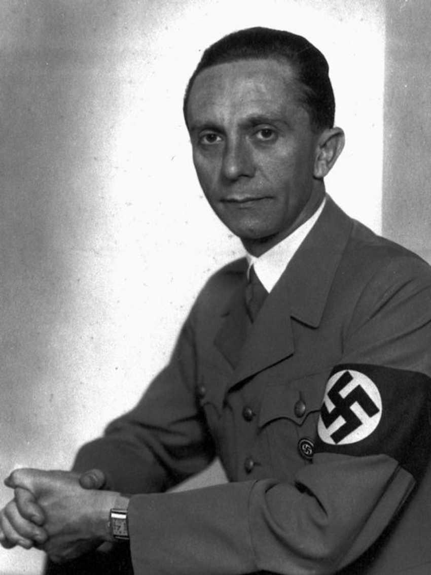 """Joseph Goebbels, """"Confidential"""", - photo 2"""