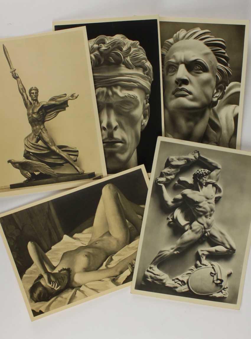 Kunst im 3. Reich, - Foto 1