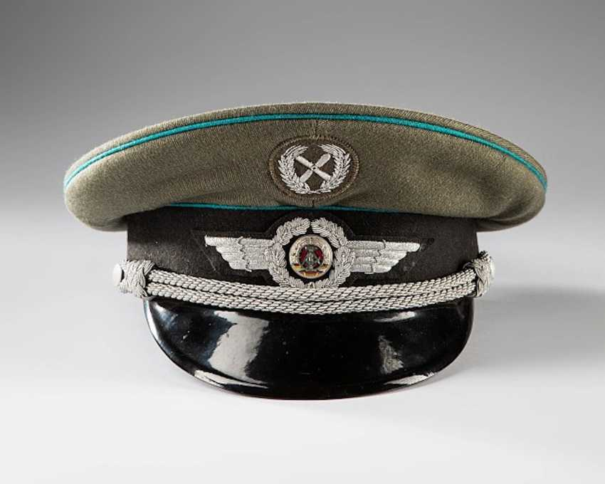 Visor cap for officers - photo 1