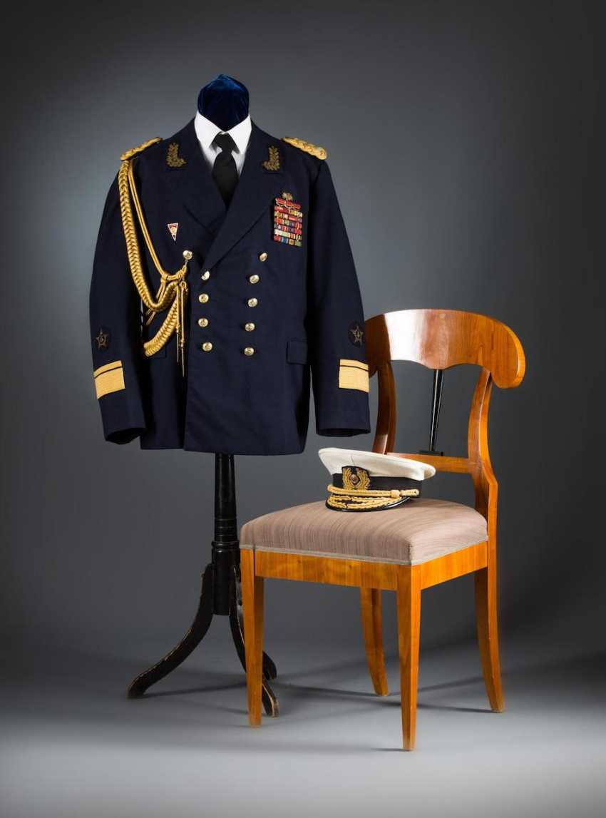 Uniform of a rear Admiral - photo 1