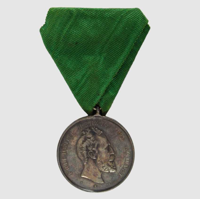 "Medal ""For Fidelity in the work,"" - photo 1"