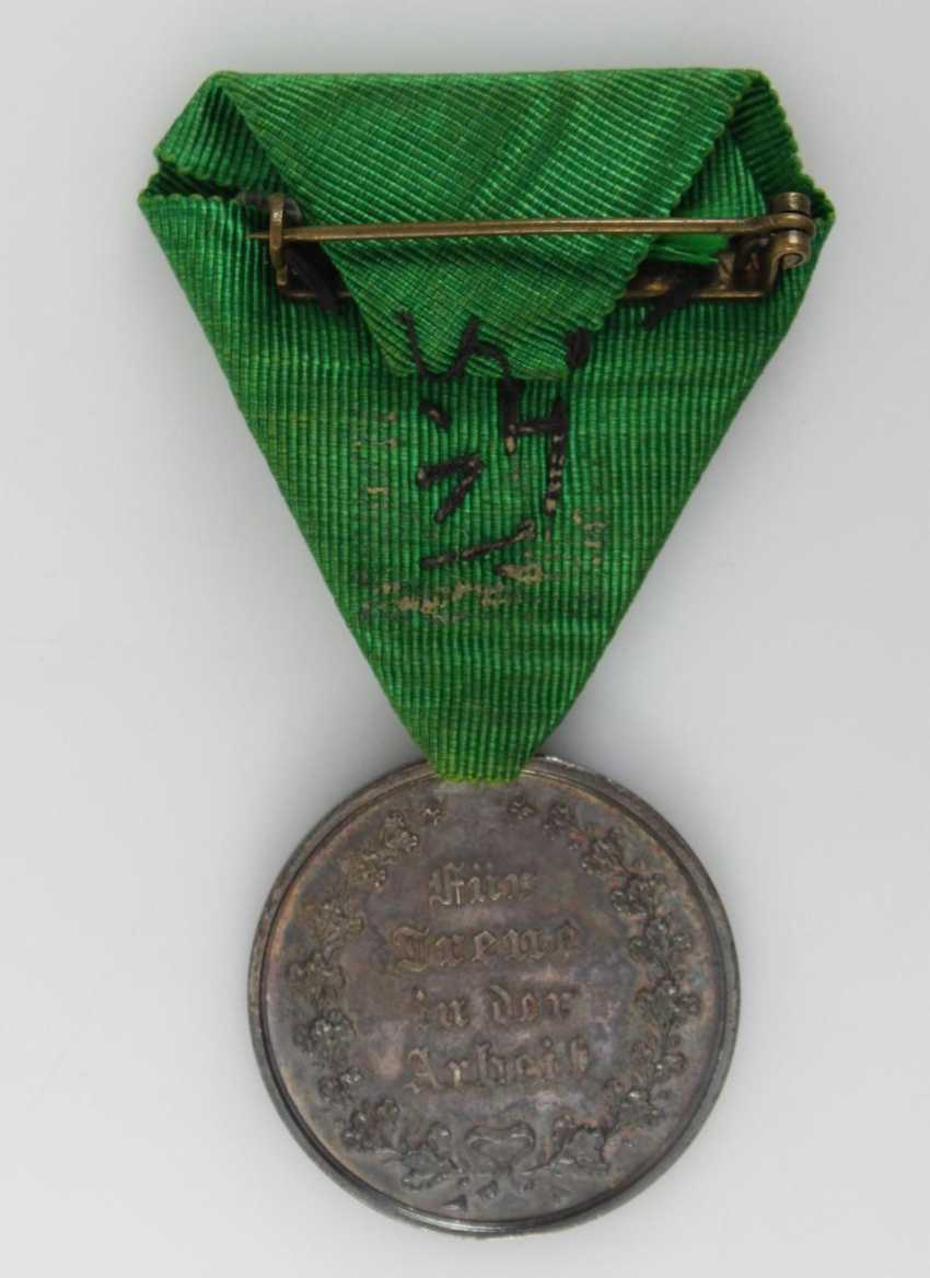 "Medal ""For Fidelity in the work,"" - photo 2"