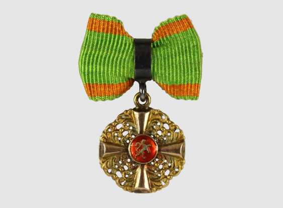 Order of the Zähringer lion, - photo 2