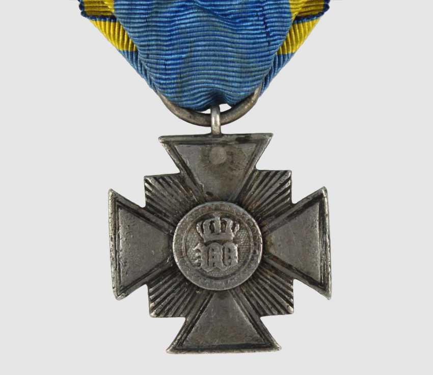 Military service award, - photo 2