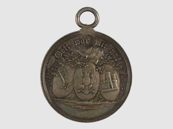 War medal 1813-1814 - photo 1