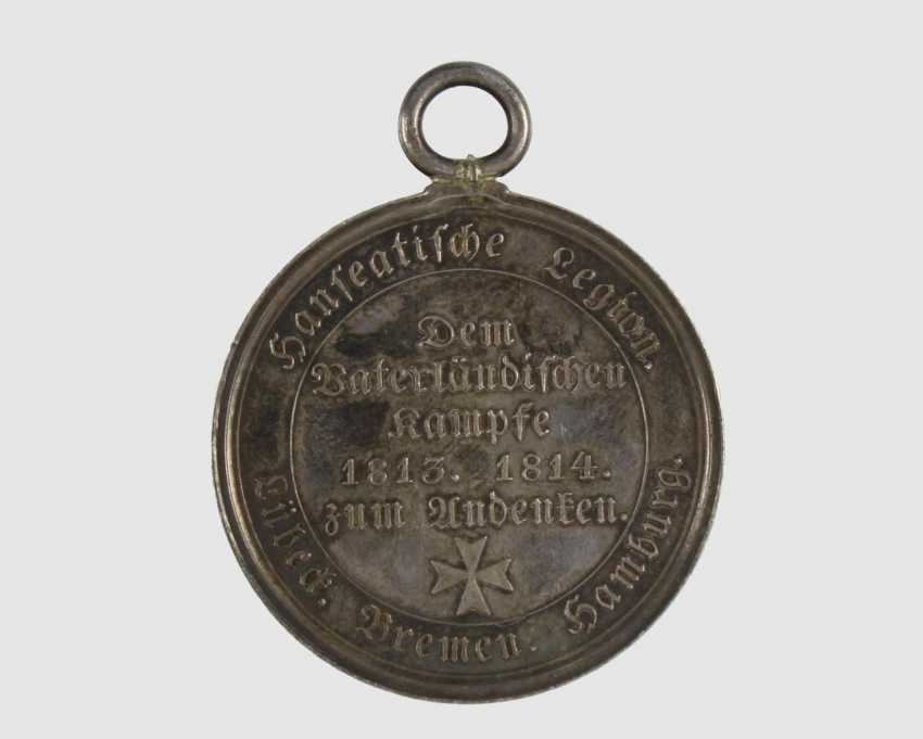 War medal 1813-1814 - photo 2