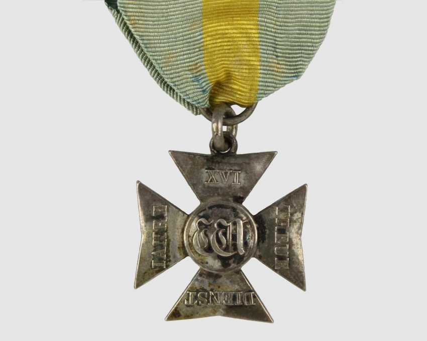 Military service award cross - photo 1