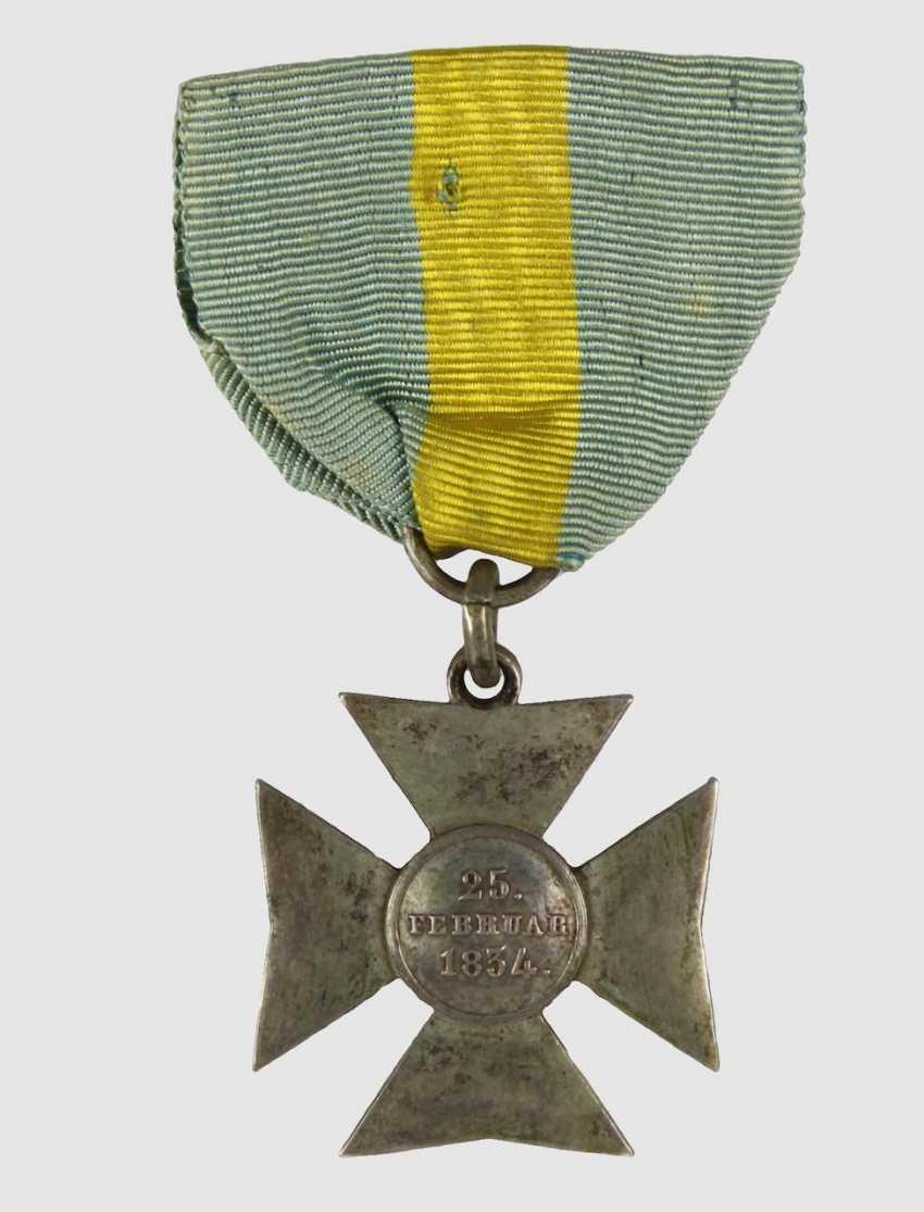 Military service award cross - photo 2