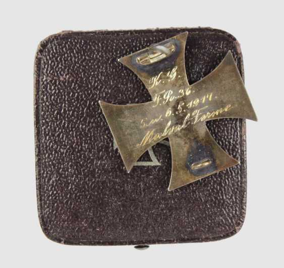 Iron Cross 1914, - photo 1