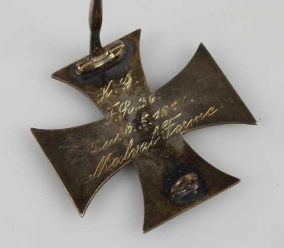 Iron Cross 1914, - photo 2