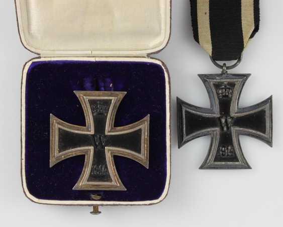 Iron Cross 1914, - photo 3