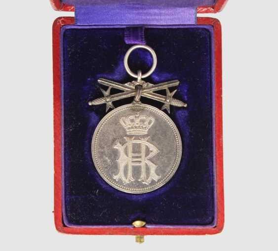 Fürstl. Reuss Spanish Cross Of Honor, - photo 1