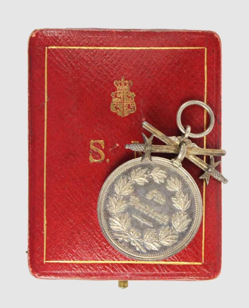 Fürstl. Reuss Spanish Cross Of Honor, - photo 2