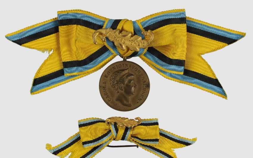 Bronze Carola Medal - photo 1
