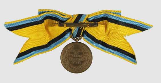 Bronze Carola Medal - photo 2