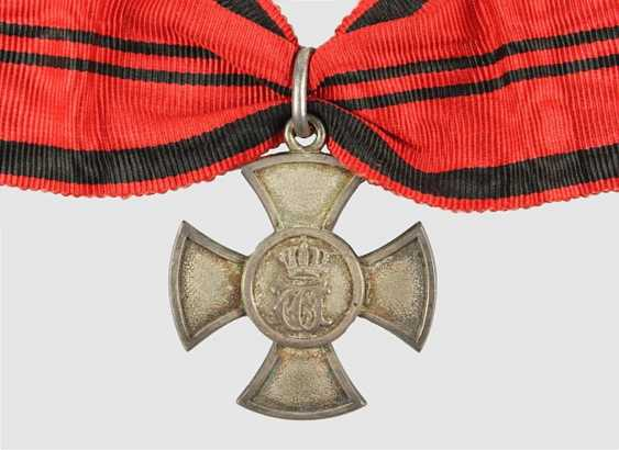 Silver Cross Of Merit, - photo 1