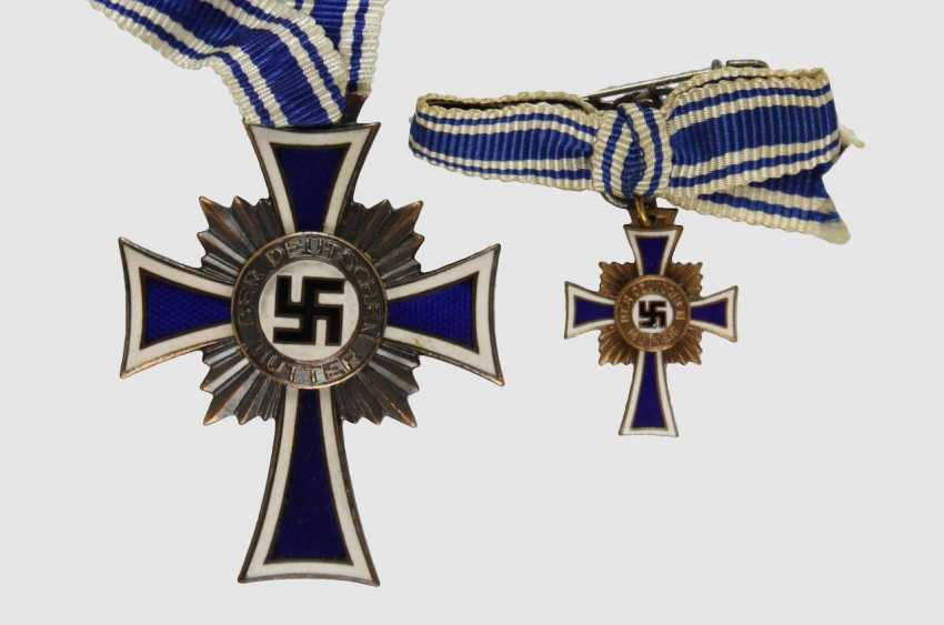 Cross of honour of the German mother, - photo 1