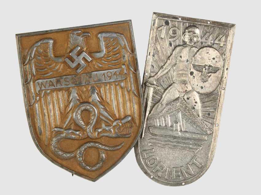 2 sleeves shields: - photo 1