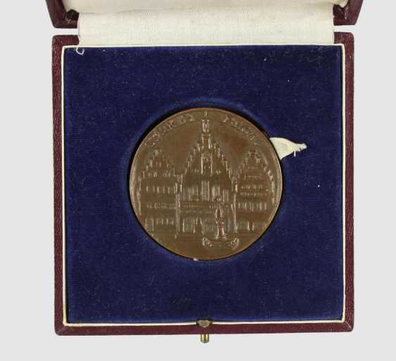 Medal of the order of the mayor - photo 1