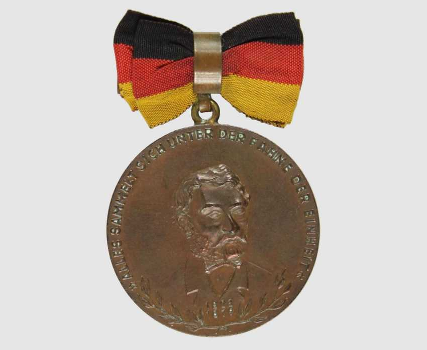 Carl-Friedrich-Wilhelm-Hiking Medal - photo 1