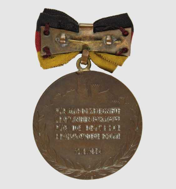 Carl-Friedrich-Wilhelm-Hiking Medal - photo 2