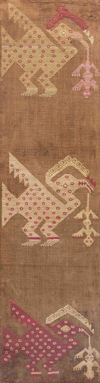 Textile fragment - photo 1