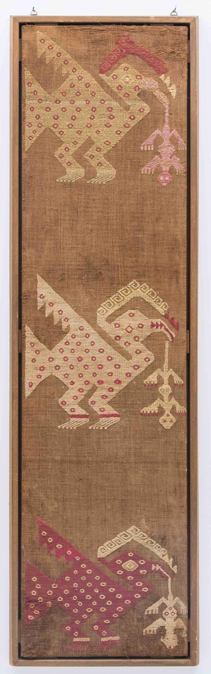 Textile fragment - photo 2