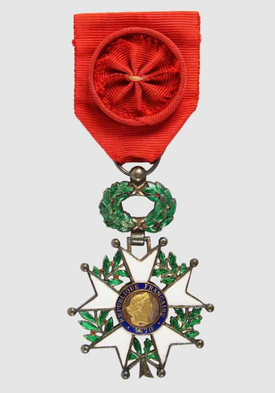 The order of the Legion of honor, - photo 1