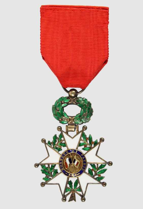 The order of the Legion of honor, - photo 2