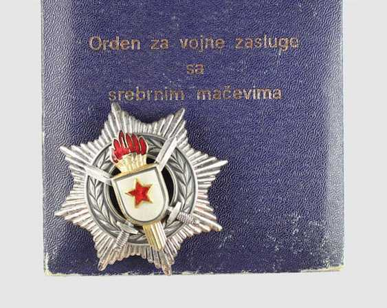 Military Merit Order, - photo 1