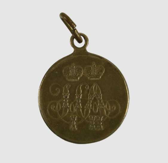 Medaille Sewastopol 1854/55, - photo 2