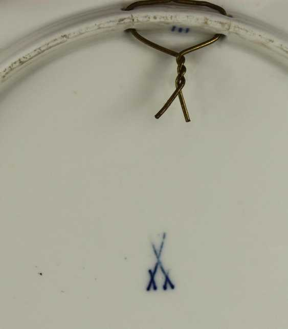 Meissen Commemorative Plate Metz, - photo 2