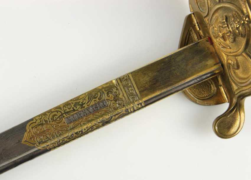 Officer's sabre - photo 3