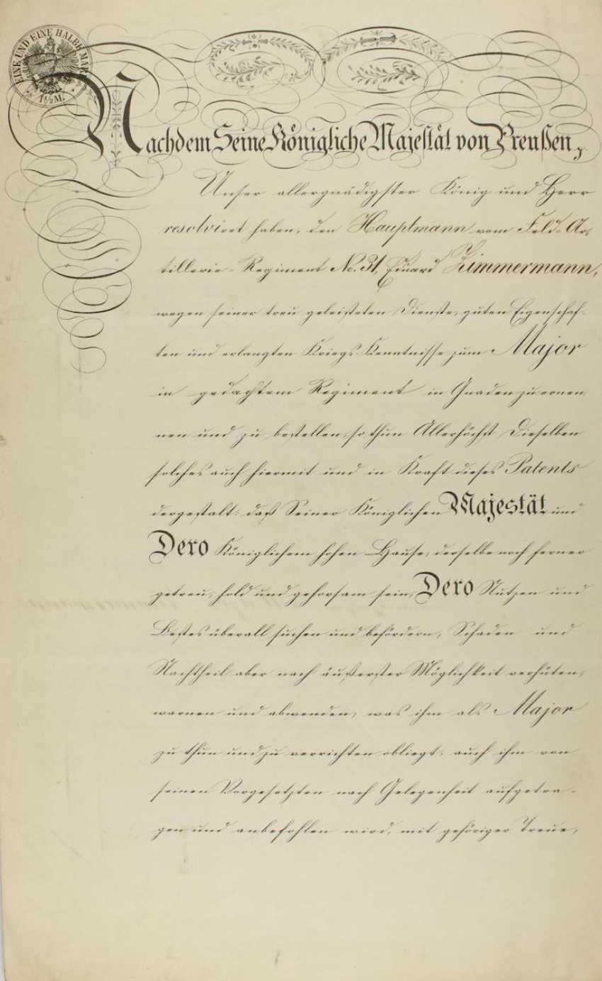 Patent als Major - photo 2