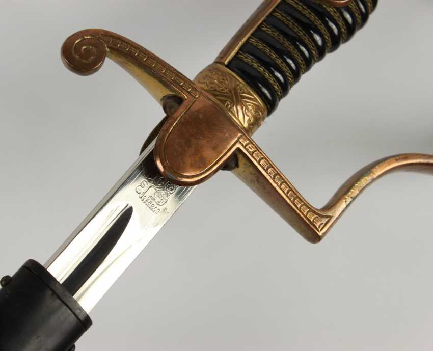 Officer's sabre, - photo 2