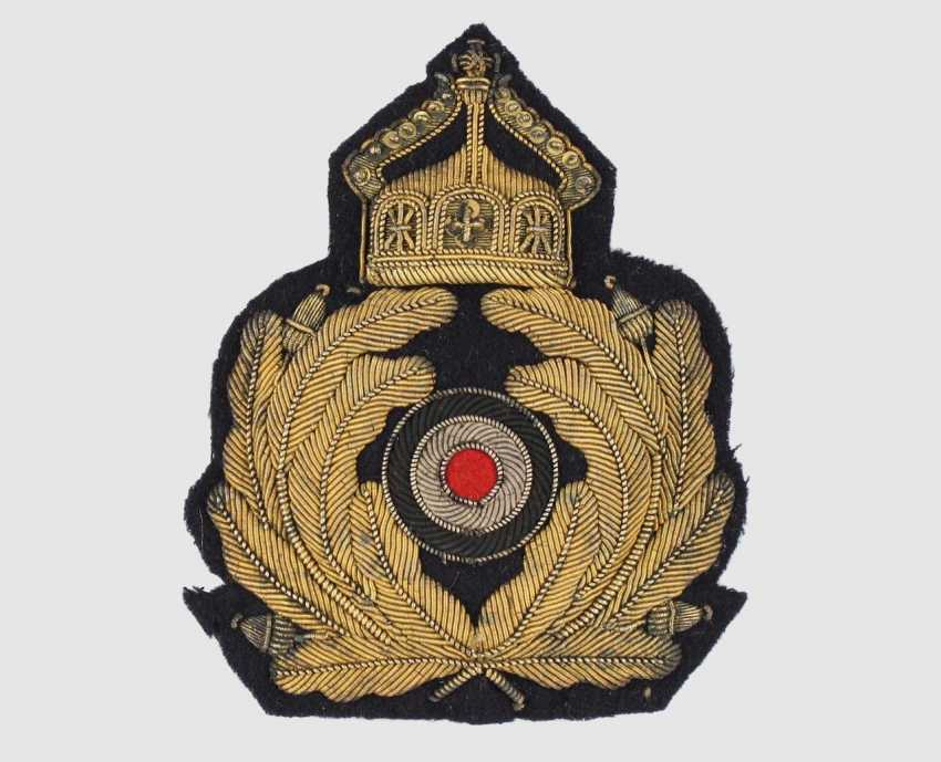 Cap emblem - photo 1