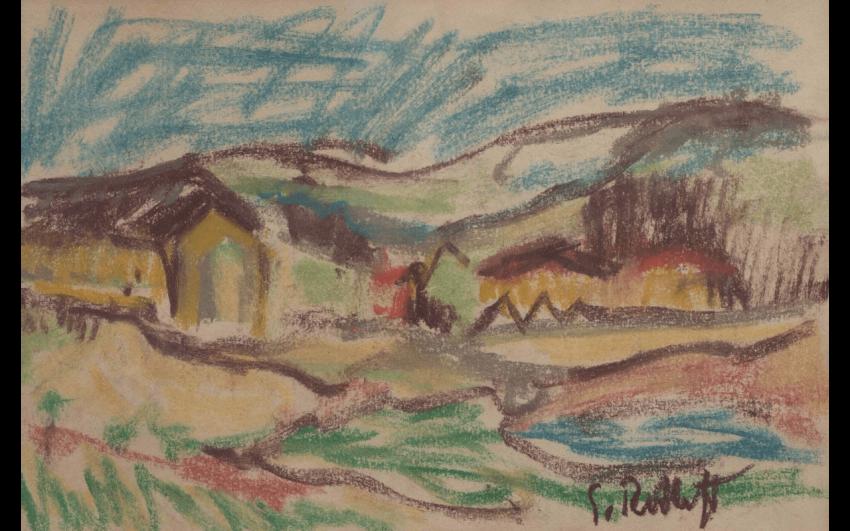 KARL SCHMIDT-ROTTLUFF (1884-1976) - photo 1