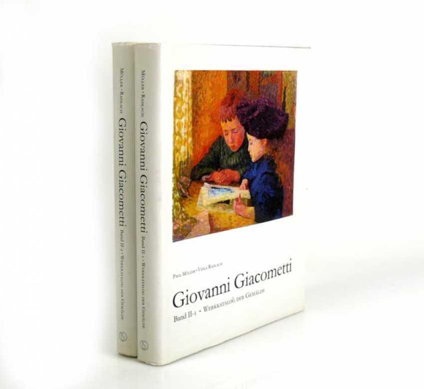 Giovanni Giacometti - photo 1