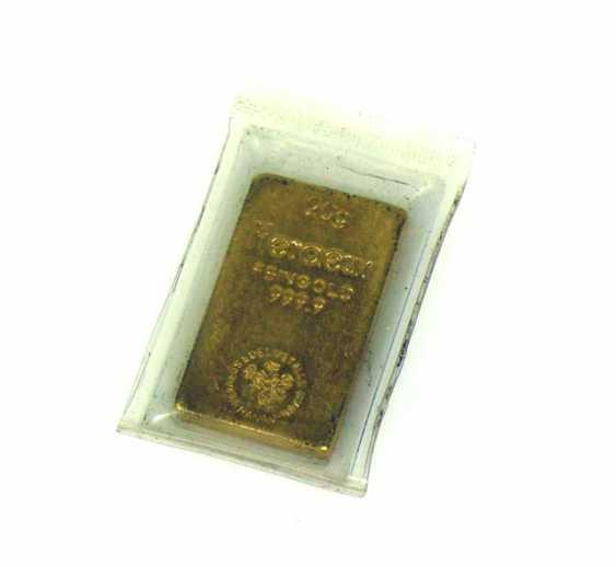 Gold bullion - photo 1
