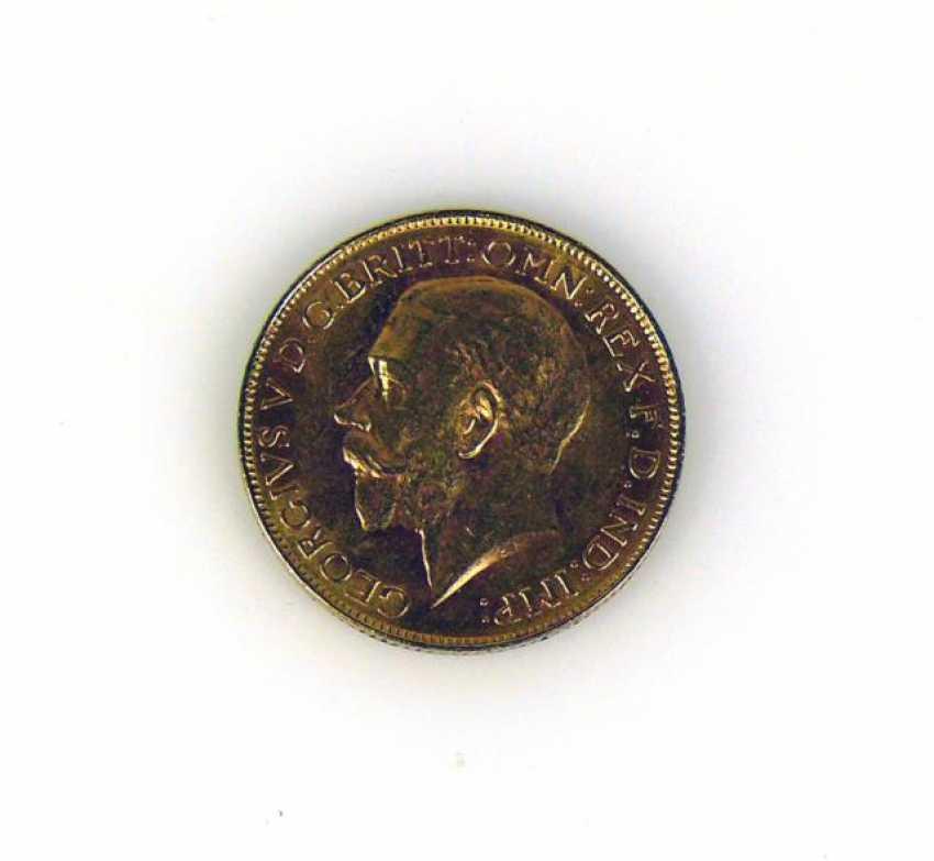 Gold coin - photo 1