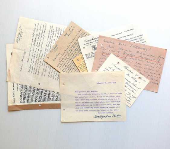 Vintage Waentig-Correspondence - photo 1