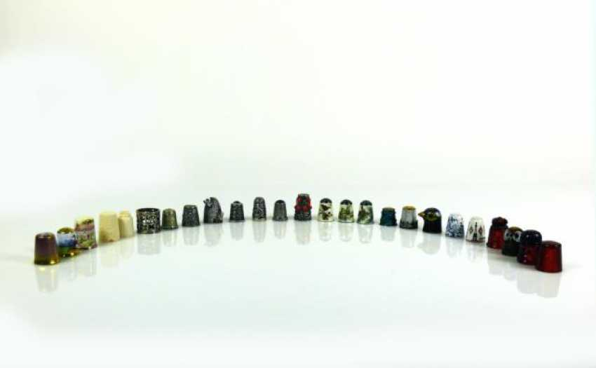 Collection Of Thimbles - photo 1