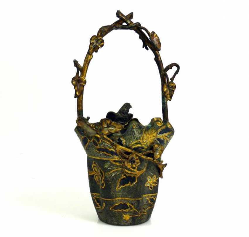Handle basket - photo 1