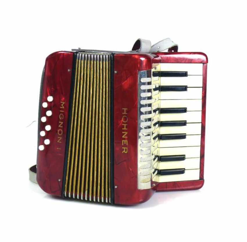 HOHNER kids accordion - photo 1