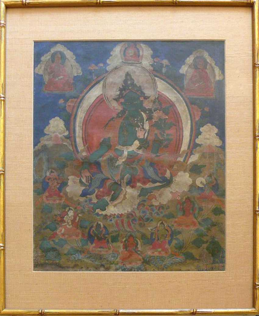 Thangka - photo 1