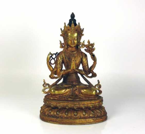"Bouddha AVALOKITESHVARA"" - photo 1"