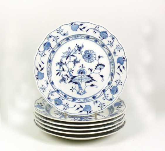6 dinner plates - photo 1